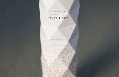 Packaging : Attention les yeux avec Castillo De Molina Origami