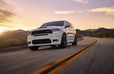 Automobile : Dodge Durango SRT V8 6.4 de 481 ch, le monstre is back
