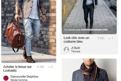 Mobile : Pinterest saute dans le train du e-commerce aux USA