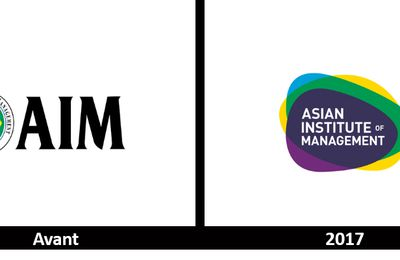 Branding : Nouveau logo pour l'Asian Institute of Management