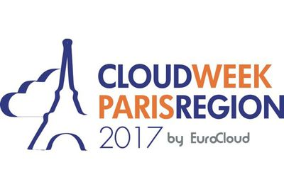 Innovation high-tech : Cloud Week Paris Region dès le 3 juillet 2017