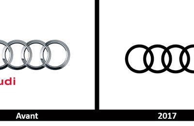 Branding : Audi change de look avec uniquement 4 anneaux