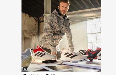 Sponsoring : Avec David Beckham, Adidas relance la PREDATOR