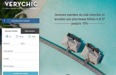 Start-up : VeryChic est racheté par AccorHotels