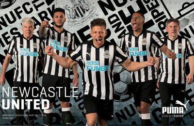 Sponsoring : Du très lourd pour le club anglais de Newcastle United