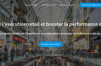 Start-up : SimpliField, spécialiste de la data en point de vente, lève 4 millions de dollars