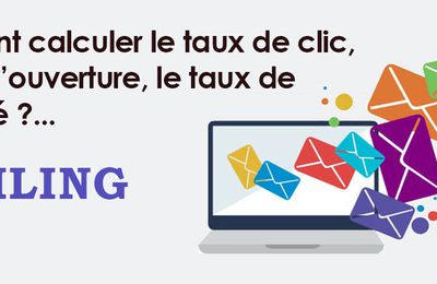 Emailing : Comment calculer les taux d'une campagne email marketing ?