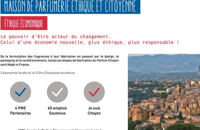 Packaging : Cocorico ! Le Parfum Citoyen, la touche française du moment