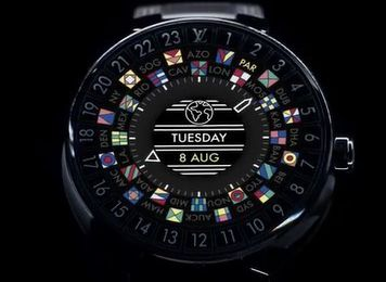 Innovation high-tech : La nouvelle montre connectée de Louis Vuitton