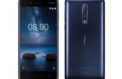 Mobile : Nokia 8, nouveau smartphone haut de gamme de Nokia