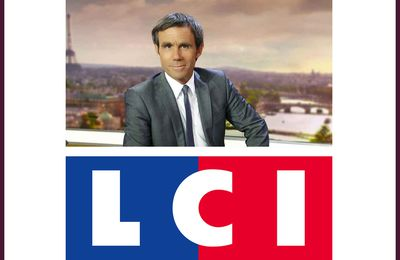 Média : David Pujadas file sur LCI avec sa propre émission