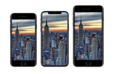 Mobile : iPhone X n'est plus un secret