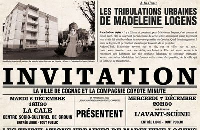 Les tribulations de Madeleine #4
