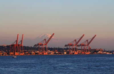 Port de SEATTLE Etat WASHINGTON