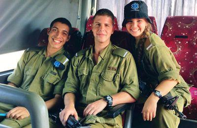 Uno souldato israeliano prou excepciounalo