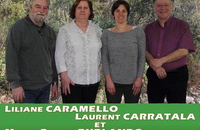 Dimanche 22 mars je vote Front de Gauche sur le canton de Brignoles