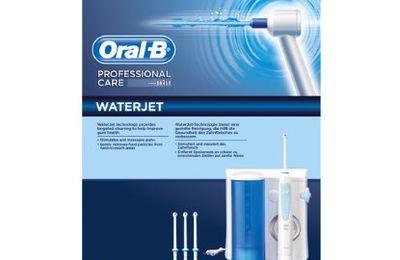 Hydropulseur Waterjet Oral B NEUF - 35 euros