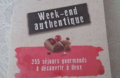 Wonderbox Weekend Authentique NEUVE - 75 euros