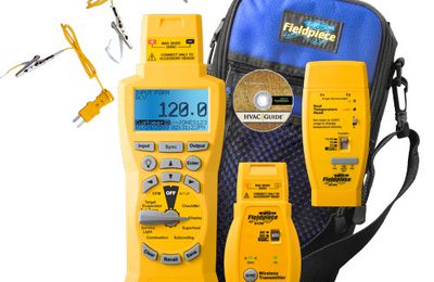 The Most Popular Meter and Accessory Head from Fieldpiece