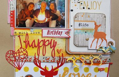 Happy Birthday ! (2ème page :)
