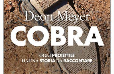 Cobra. Un thriller mozzafiato di ambientazione sudafricana