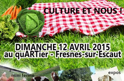 Fête inter-AMAP du Valenciennois,   12 avril 2