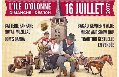 37ème Fête des Vieux Métiers de l'Ile d'Olonne