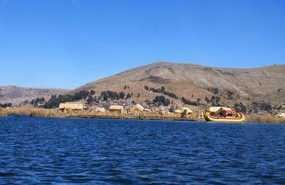 Puno et les îles Uros