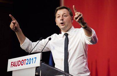 Présidentielle 2017 : Bastien FAUDOT est inconnu, il en fait sa force
