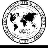 46ème édition du Concours international des jeunes boulangers