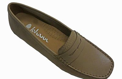 Mocassin JOHANN : nouvelle collection 2015