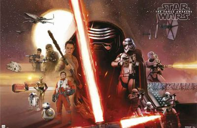 Star Wars VII : le retour de la farce