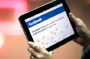 Prueba Facebook modificaciones a página inicial