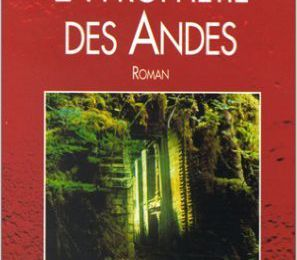 La Prophétie des Andes de James Redfield