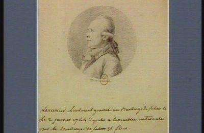 Lescurier au cours de la Révolution française