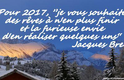7 cartes gratuites et magiques pour souhaiter une très bonne année 2017 à ceux que vous aimez