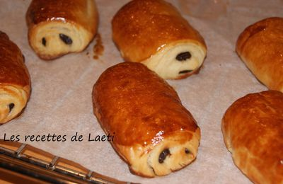 Les pains au chocolat de Mr Felder