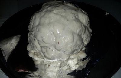 gebackener  Blumenkohl  (low carb )