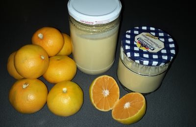 Mandarinencurd  low carb