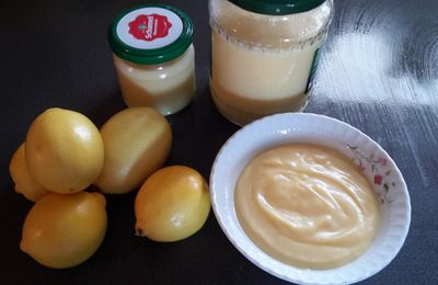 Lemoncurd low carb
