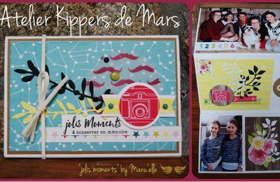 Atelier Kippers de Mars : Jolis moments