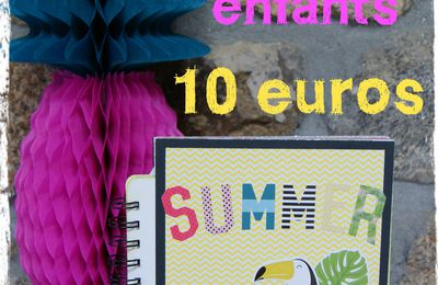 "Atelier enfants : ""SUMMER"""