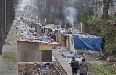 Romeurope appelle à la résorption des 500 bidonvilles de France