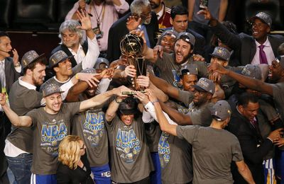 NBA FINALS 2015 - GAME 6 : LES GOLDEN STATE WARRIORS , CHAMPIONS INCONTESTÉS