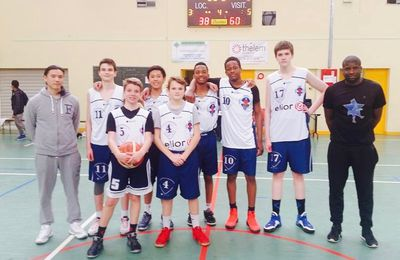 SAISON 15/16 - COUPE 77 U15 : PLACE AU SECOND TOUR