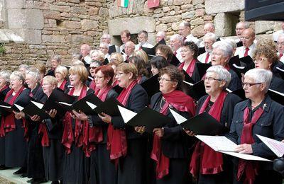 Notre chorale : chorale de la Côte des Légendes, 29260 LESNEVEN, historique, Guy Menut Chef de Choeur, Choeur d'hommes
