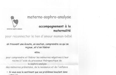 MATERNO-SOPHRO-ANALYSE