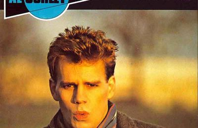 10 mars 1985: Al Corley  Square Rooms