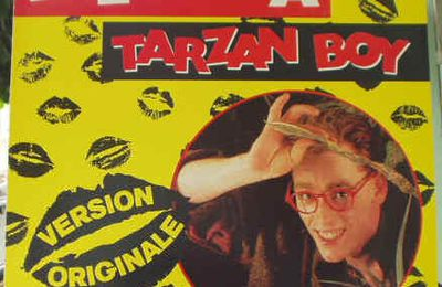 08 septembre 1985: Baltimora - Tarzan Boy
