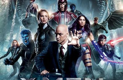 [film] X-men Apocalypse (2016)